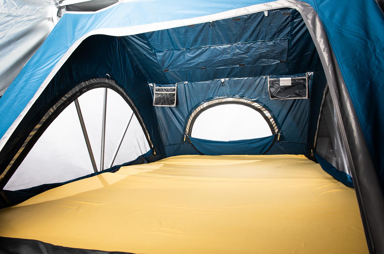 Sheepie Yuna blue large mattress