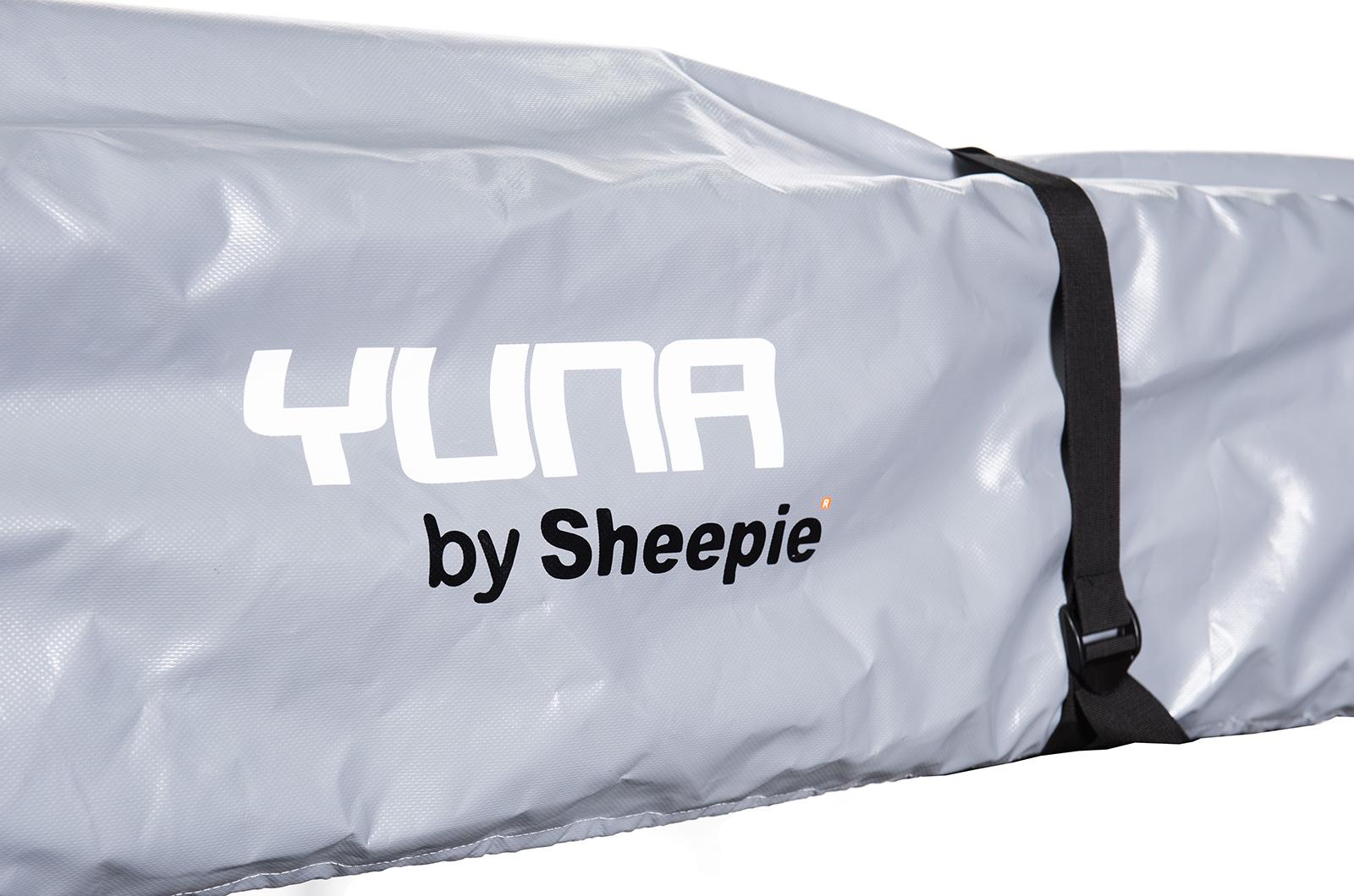 Sheepie Yuna blue quick-fix cover