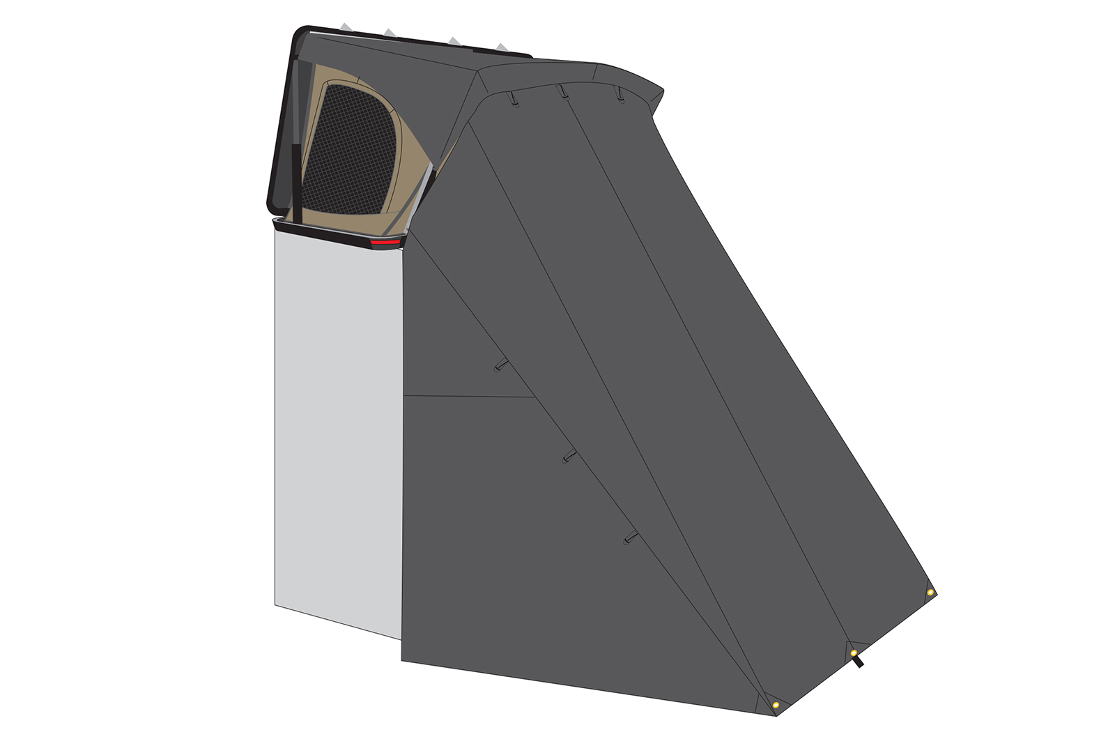 Sheepie Bookara awning plus