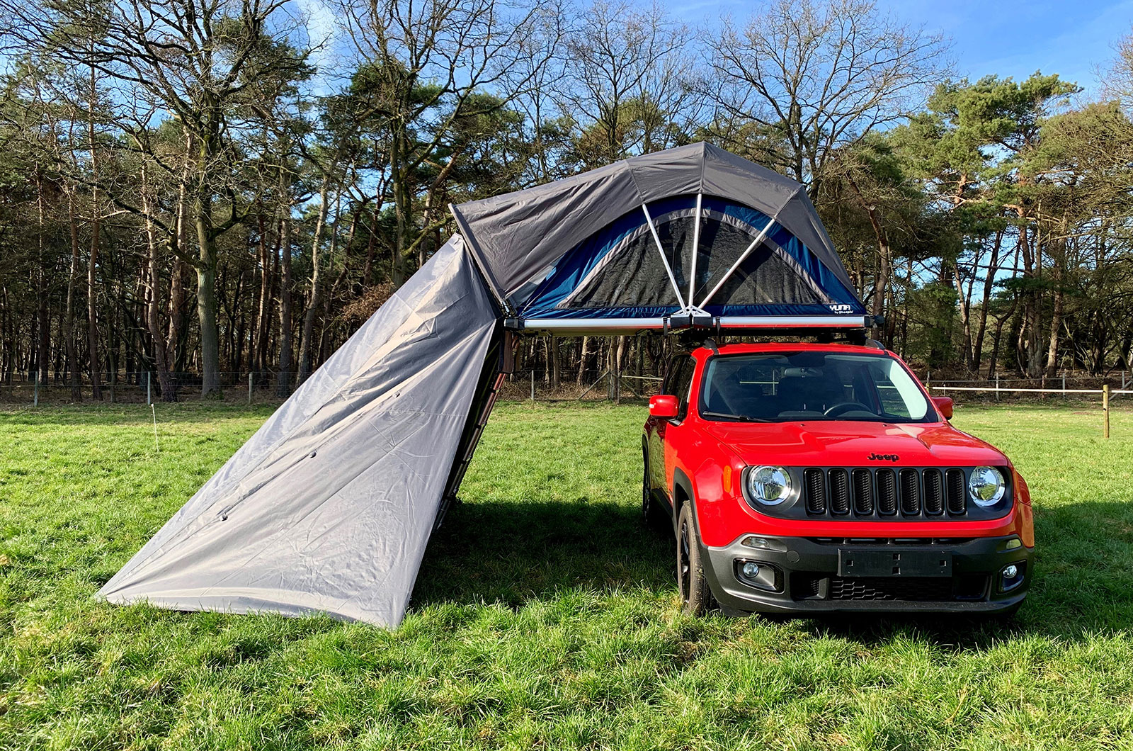 Sheepie Yuna side tent