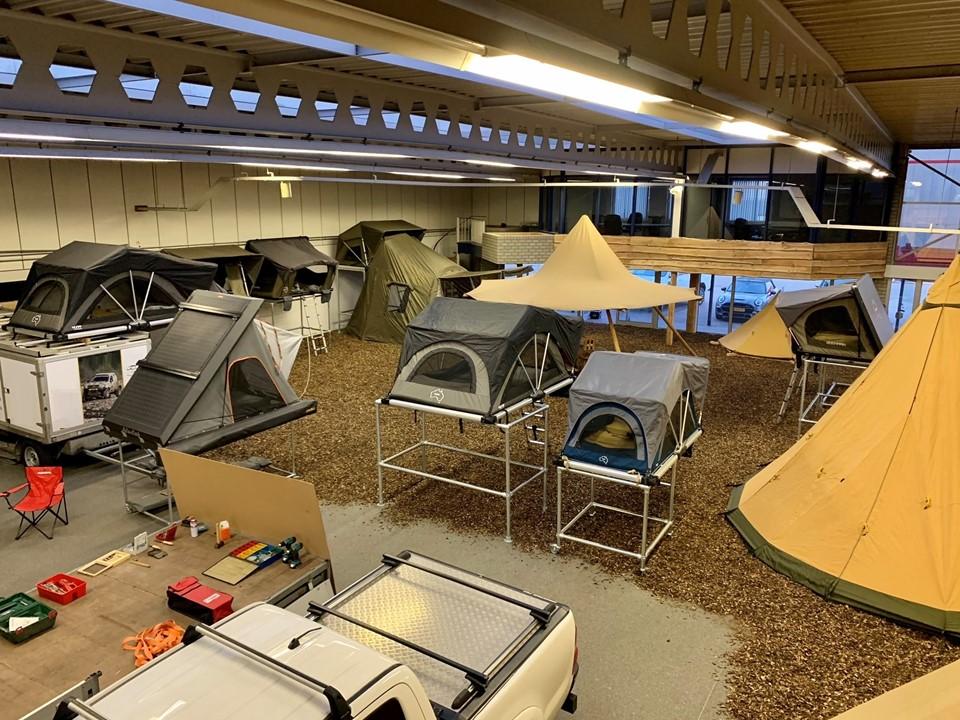 Nordic tents